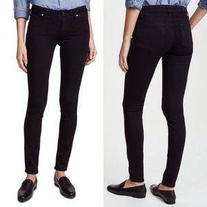 PAIGE Trandscend Black Ultra Skinny Jeans 29